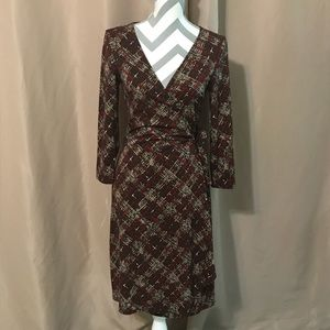Small BCBGMaxAzaria Wrap Dress